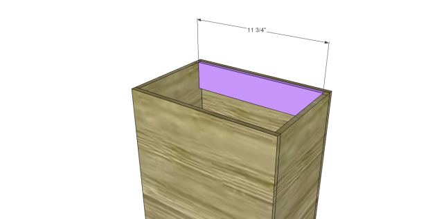 wood recycle bin plans